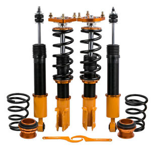 Coilovers Kits For Ford Mustang 4th 94 95 96 04 Adjustable Height Shocks Struts