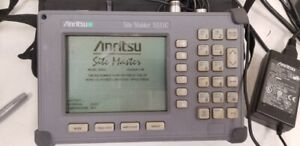 Anritsu S331c Sitemaster Cable And Antenna Analyzer Unit 1