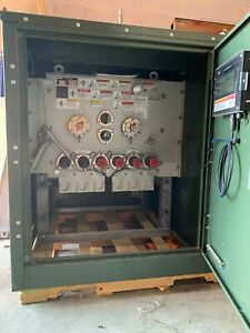 300 Kva Padmounted Transformer G w Sf6 Padmounted 15kv Switch
