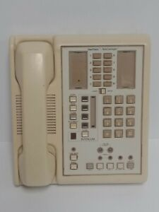 Vintage Telematrix Intercom Phone Desk Home cables Not Included Rare