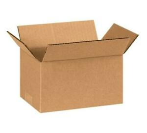 8x6x6 Cardboard Packing Mailing Shipping Corrugated Box Cartons Moving Many Qty