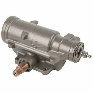 Quick Ratio Power Steering Gear Box For Chevy Gmc Dodge Plymouth Truck Suv