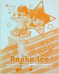 MegaHouse LMTD action Figure Collection Macross F Ranka Lee stage costumes ... $195.00