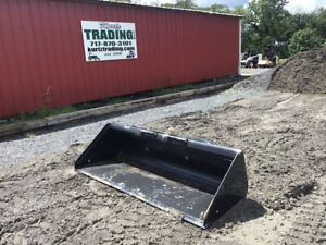 2020 New Bobcat 74 Gp Quick Attach Bucket For Skid Steer Loaders