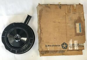 1963 1965 Plymouth Dodge Chrysler Air Cleaner High Perf Package Nos 2402672