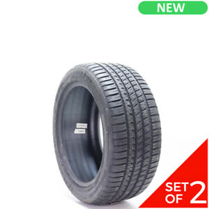 Set Of 2 New 255 45zr18 Michelin Pilot Sport A s 3 99y 9 5 32