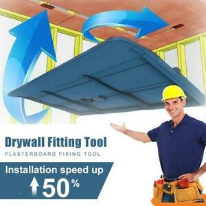 Ceiling Positioning Plate Installing Board Drywall Fitting Speeds Up 50