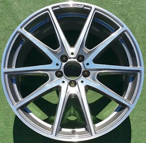 Factory Mercedes Benz S560 Wheel S550 Perfect Oem 20 In 2017 2018 2019 Amg 85595