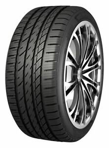 2 New Nankang Ns 25 All season Uhp 225 40r18 2254018 225 40 18 Tires