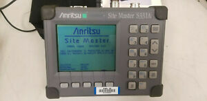 Anritsu S331a Site Master Cable Antenna Analyzer