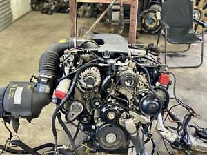 2006 6 6l Lbz Duramax Turbo Diesel Engine And Transmission Swap Kit With Video