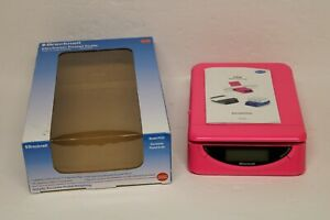 Brecknell Ps25 Electronic Postal Scale 25lb Capacity Pink Tested And Working