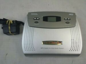 On hold Plus 6000 Mp3 Digital Music On Hold Player 64 Mb tested jm 0516