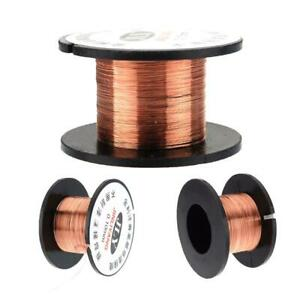 11 5m 0 1mm Pcb Link Wire Copper Soldering Wire Jump Line Welding I9j6 Pcb V1v0