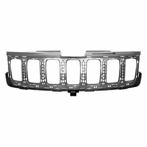 New Grille Reinforcement For 2017 2020 Jeep Grand Cherokee Ch1200401 Ships Today