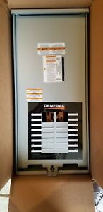 Generac Rxg16eza3 16 circuit 100 Amp Automatic Transfer Switch Nema 3