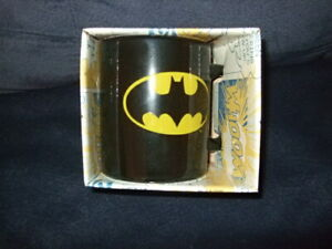 DC Comics Batman Coffee Mug Cup 12 oz