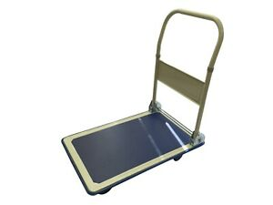 New Platform Cart Folding Dolly Moving Push Hand Truck Warehouse 330lb 40863