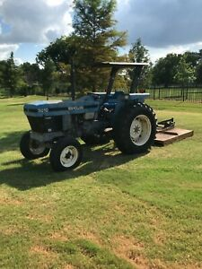 New Holland Tractor 3010 55hp With Front End Loader