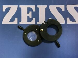 Zeiss Microscope Condenser Swing Out Filter Holder
