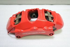 2012 2019 Porsche 991 911 Carrera 4s Front Right Brembo Brake Caliper Oem