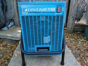 Dri eaz Drizair F133 110 Pint Refrigerant Dehumidifier Remove Up To 14 Gpd 5053