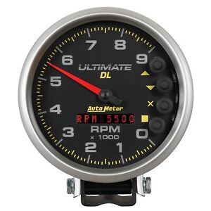 6896 Autometer 6896 Ultimate Dl Playback Tachometer