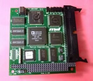 Mei Pc 104 dsp Programable Motion Controller