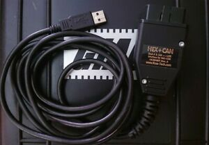 Genuine Ross Tech Hex Can Usb Cable For Vag Com Vcds Unlimited Vin