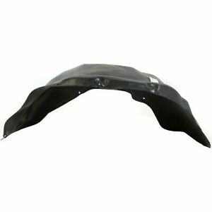 New Fender Liner Plastic Front Right Fits Dodge Ram 1500 1994 2002 Ch1249103