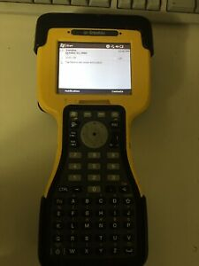 Trimble Tsc2 2 4ghz Radio Gps Robotic Total Station Data Collector W Survey Pro