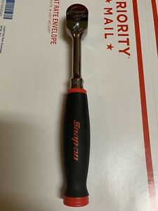 Snap On Fh80 3 8 Drive Dual 80 Technology Soft Grip Standard Handle Ratchet New