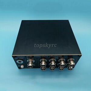 10mhz Ocxo Oven Controlled Crystal Oscillator Clock Frequency Standard Bnc q9 Tp