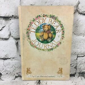 Teddy Bear Journal An Illustrated Notebook For Everyday Writings