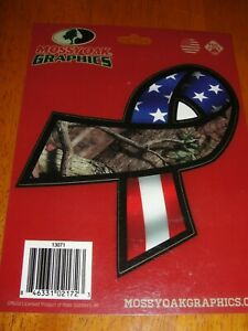 Mossy Oak Graphics Peel Stick Stars Stripes