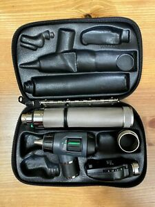 Welch Allyn 3 5v Diagnostic Set Macroview Otoscope Ophthalmoscope Plugin Handle