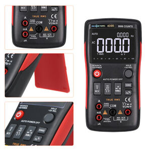 Richmeters Rm409b True Rms Digital Multimeter 9999 Counts With Analog Bar Graph