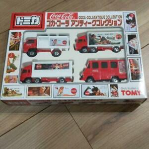 Tomica Coca Cola Antique Collection Truck Van from Japan NEW