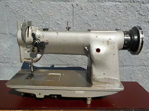 Industrial Sewing Machine Model Consew 223 Needle Feed Single Needle Leather
