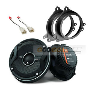 Jbl 360 Watts Max 6 5 Speakers Adapters For Toyota Lexus Scion 1998 Up