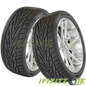 2 Toyo Proxes St Iii 275 45r20 110v All Season Suv Cuv Tires 40k Mile Warranty