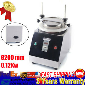 Vibrating Sieve Machine Electric Lab Shaker For Granule powder grain 110v 120w