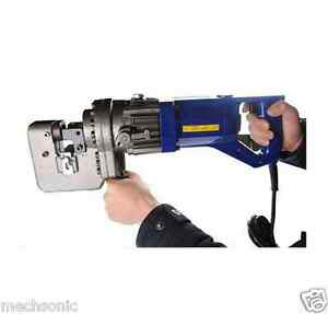 New Electro hydraulic Sheet Metal Hole Punch Puncher Press Knockout Metric Die S