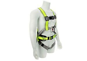 Extra Help Harness Safety Protection Fall Construction