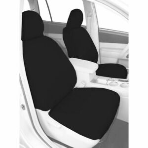Caltrend Neoprene Front Custom Seat Cover For Ford 2013 2014 Mustang Fd138