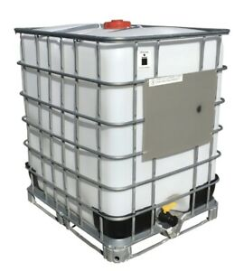 330gal Ibc Tote ideal For Drinking Water