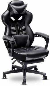 Office Gaming Computer Desk Chair Recliner Racing High back Swivel Pc Task Seat