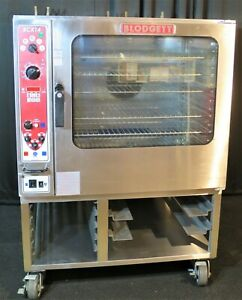 Blodgett Natural Gas Combi Steam Oven