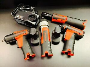 Snap On Ct761a Ctr761c Cts761a Ctled861 Cordless Set