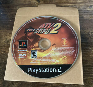 ATV Offroad Fury 2 - PlayStation 2 PS2 - DISC ONLY